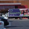 Billboard for Rent: RollingAdz.com in Albuquerque, New Mexico, Albuquerque, NM