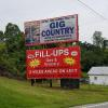 Billboard for Rent: Billboards Northern Jackson Co., Mckee, KY