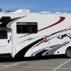 RV for Sale: 2006 Fun Mover 34ft Super-C Toy Hauler 16k Mile