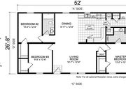 New Mobile Home Model for Sale: Edgemont by Champion Home Builders