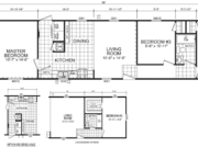 New Mobile Home Model for Sale: Newton by Champion Home Builders