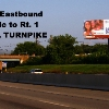 Billboard for Rent: Unit #160 - 276 PA TURNPK. EB to Rt.1 Penndel, Southampton, PA