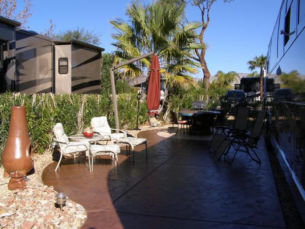 Two Springs Resort Rv Lot For Sale In Palm Springs Ca