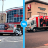 Billboard for Rent: Mobile Billboard Advertising in PHOENIX!, Phoenix, AZ