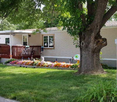 Affordable Mobile Home Community in Grimes, IA