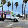 Billboard for Rent: Rolling Adz in Sacramento!, Sacramento, CA