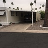 Mobile Home for Sale: Nice 12 x 60 Mobile Home in 55+ Park lot 201, Mesa, AZ
