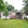 Mobile Home for Sale: Mobile Manu Home Park,Mobile Manu - Double Wide - Cross Property, Palmyra, NY