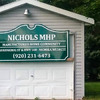 Mobile Home Park for Directory: Nichols MHP Manufactured Home Community, Nichols, WI