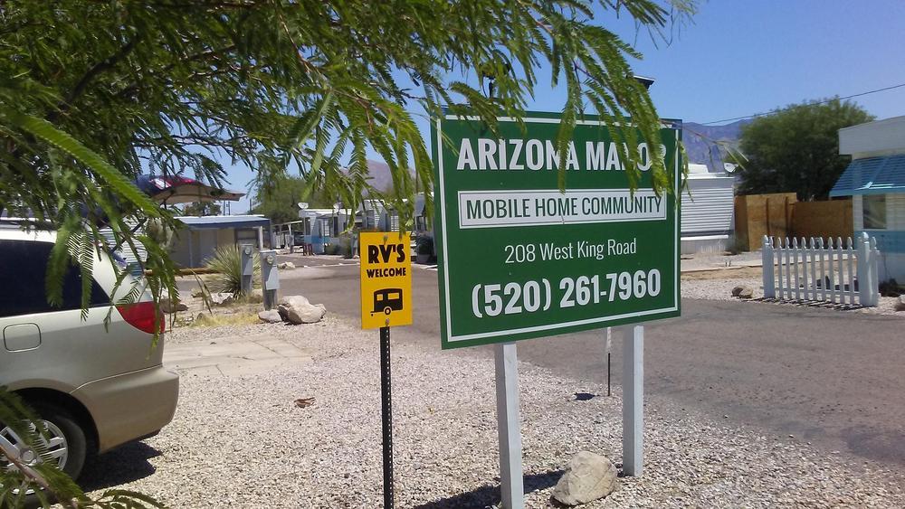 Arizona Manor Directory