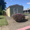 Mobile Home for Sale: 11-921 Charming 2brm/2ba Home in Family Park, Portland, OR
