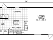 New Mobile Home Model for Sale: Mineola by Champion Home Builders