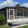 Mobile Home for Sale: Furnished 2 Bed/2 Bath With No Rear Neighbors, Venice, FL