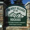 Mobile Home Park: Friendly Village Of Rockies  -  Directory, Thornton, CO