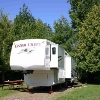 RV for Sale: 2008 Cedar Creek Fifth Wheel