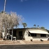 Mobile Home for Sale: This great home has updated electrical and plumbing. Screens and lights stay with the home. lot 199, Mesa, AZ
