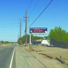 Billboard for Rent: Linne Rd. Illuminated Billboard - Tracy, Tracy, CA
