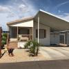 Mobile Home for Sale: 2 Bed, 2 Bath 2008 Champ. By Aminities #1057, Apache Junction, AZ