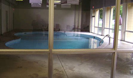 Many amenities for your enjoyment, including our indoor pool!