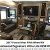 RV for Sale: 2017 ROCKWOOD SIGNATURE ULTRA LITE 8298WS