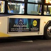 Billboard for Rent: Rolling Adz now has Bus Advertising in PDX!, Portland, OR
