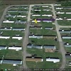 Mobile Home Park for Sale: 13.62 % cap after 55% deducted for expenses!!  70% Financing offered with 6% interest., Park Hill, OK