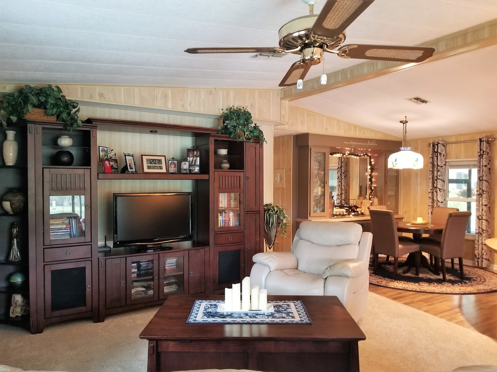 Gorgeous Remodel On The Water Mobile Home For Sale In