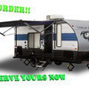 RV for Sale: 2021 CHEROKEE WOLF PUP 16FQ