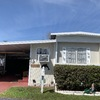 Mobile Home for Sale: Furnished 2/1.5 In A 55+ Pet OK Community, St. Petersburg, FL