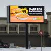 Billboard for Sale: BRAND NEW 11'x20' 16mm LED Billboard For Sale, Calgary, AB