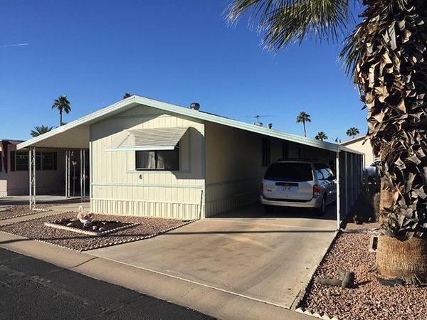 Mobile Home Park In Apache Junction Az Rosehaven Estates