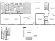 New Mobile Home Model for Sale: Montecito by Fleetwood Homes