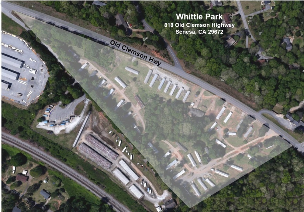 One of 11 Mobile Home Parks in Portfolio