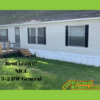 Mobile Home for Sale: Rent to own! Nice 3+2 Doublewide, Aiken, SC