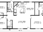New Mobile Home Model for Sale: Edwards by Cavco Homes