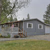 Mobile Home for Sale: Manuf, Dbl Wide Manufactured > 2 Acres, Manuf, Dbl Wide - Priest River, ID, Priest River, ID
