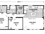 New Mobile Home Model for Sale: Oak Grove by Skyline Homes