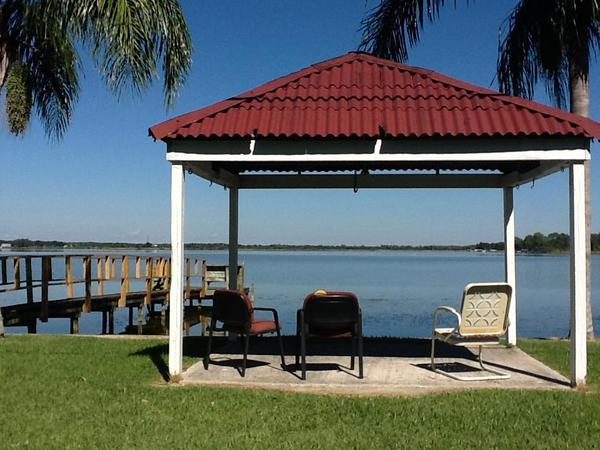 Lakefront Park Rv Lot For Rent In Winter Haven Fl 482870