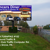 Billboard for Rent: #182  Digital 276 PA TURNPIKE, Willow Grove, PA