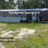 Mobile Home for Sale: Handyman Special 3+2!, Aiken, SC