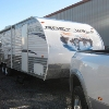 RV for Sale: 2011 grey wolf
