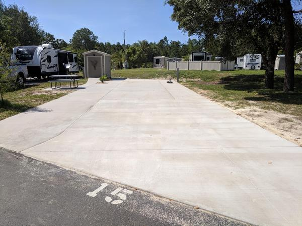 Photo of RV Lot 3