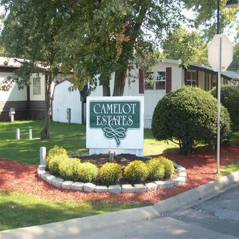Mobile Home Park In Chesterton In Forest Oaks 57848
