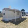 Mobile Home for Sale: Nice 1bd 1ba located in family park  Lot 43, Sierra Vista, AZ