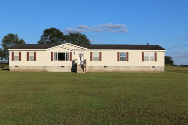 Residential Manufactured Montezuma Ga Mobile Home For Sale