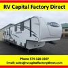 RV for Sale: 2021 Cayenne 422 RE