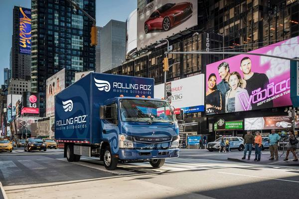 Rolling Adz Mobile Billboards