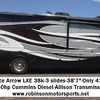 RV for Sale: 2017 PACE ARROW LXE 38K