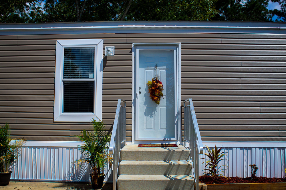 Be The First To Live In This Mobile Home Mobile Homes For Rent In
