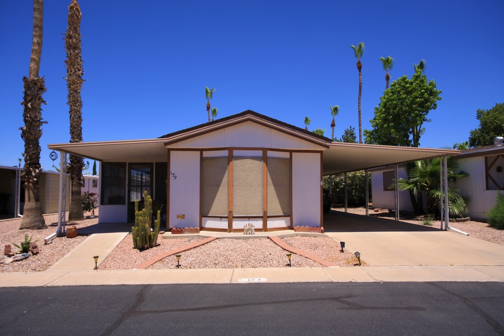 Brentwood Southern #173 - mobile home for sale in Mesa, AZ ... on